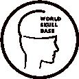 Logo World Skull Base